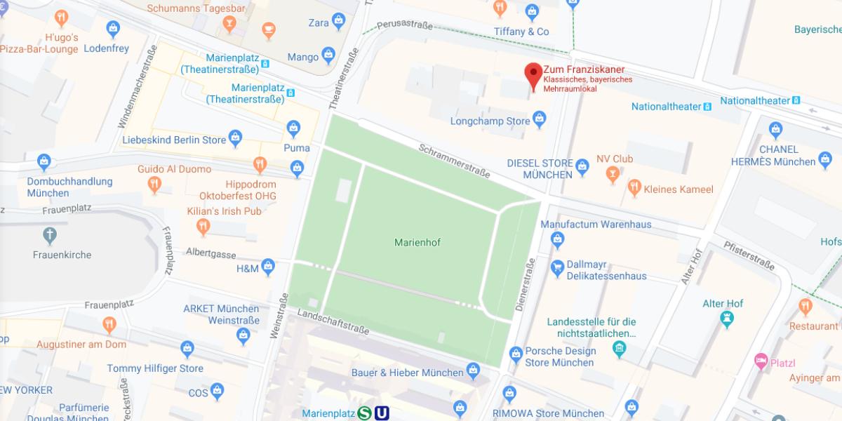 Zum Franziskaner - Google Maps