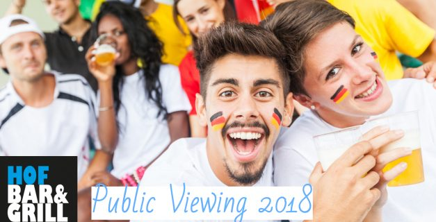 Public Viewing Zum Franziskaner