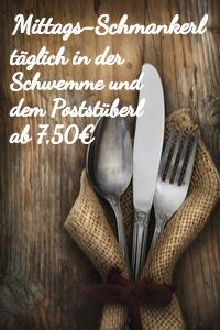 Zum Franziskaner Mittags-Schmankerl