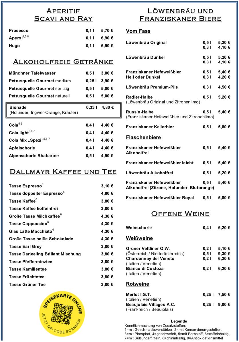 Zum_Franziskaner_Getränkekarte